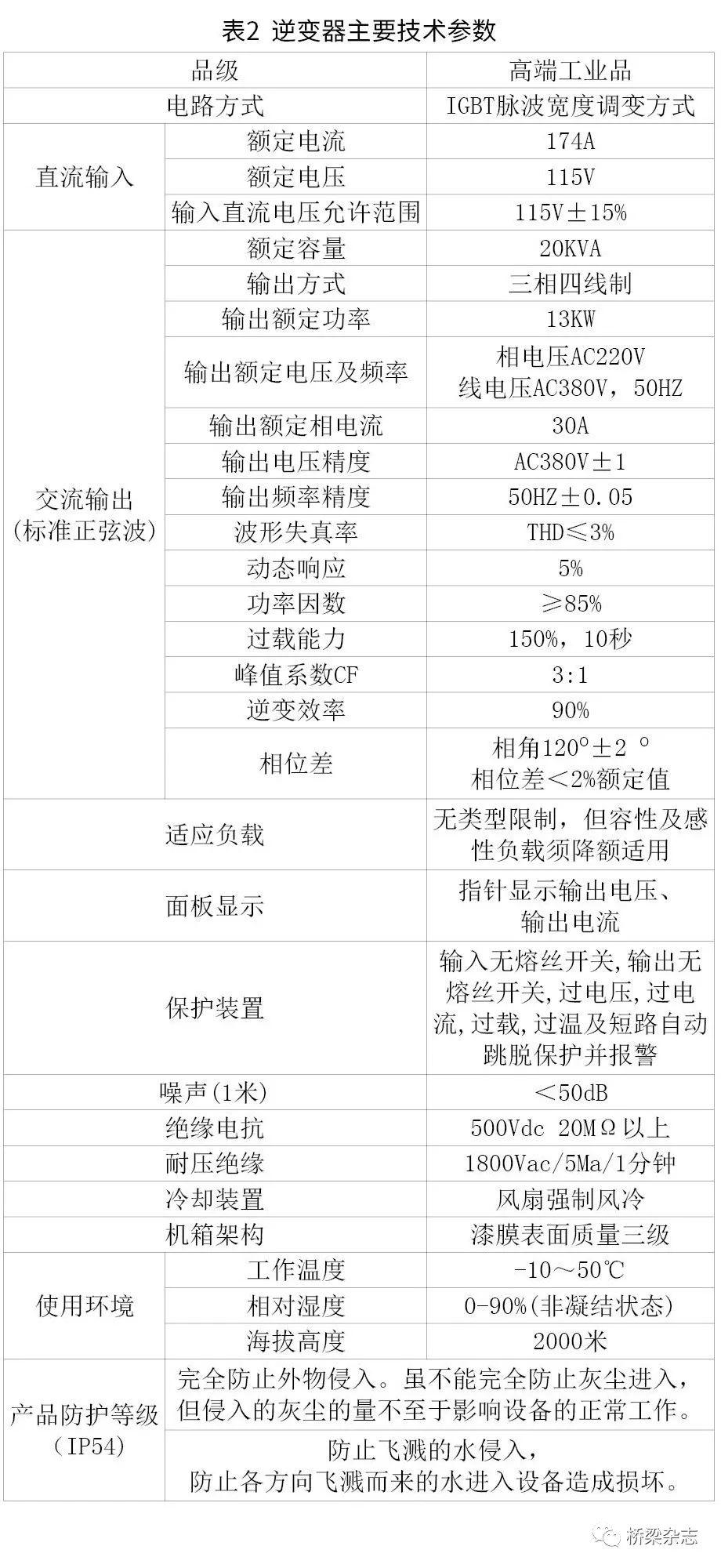 沌口长江公路大桥悬挂式桥梁检查车供电方案_10