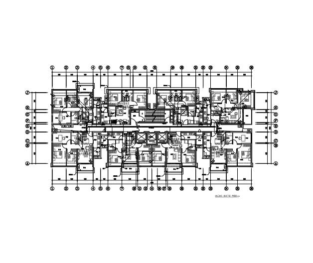 弱电平面图