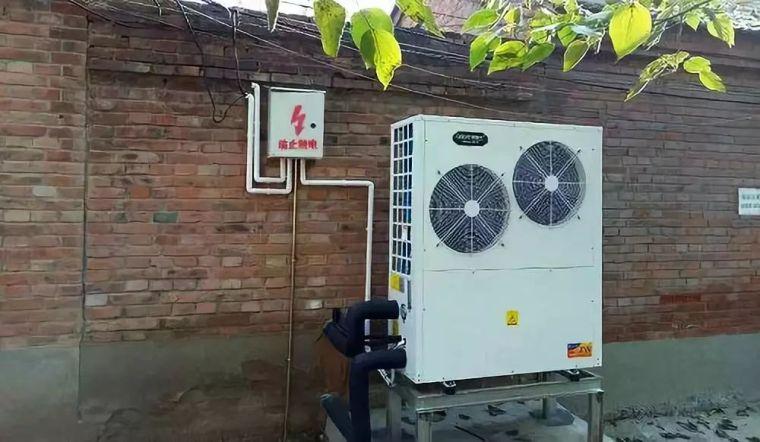 """盘点空气源热泵的""""10项全能"""""""