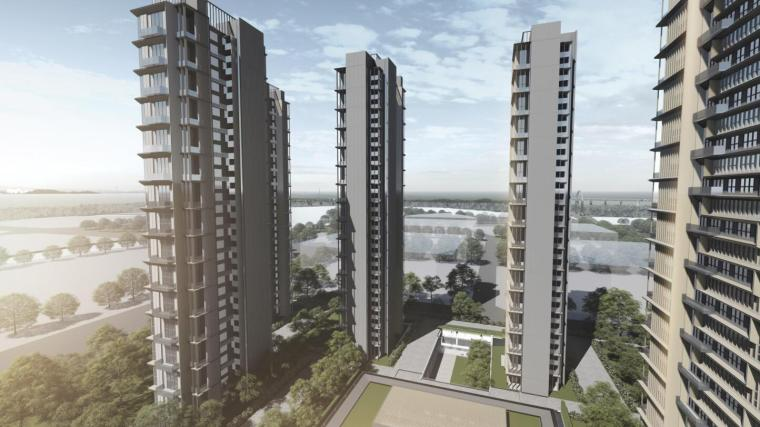 [河南]现代风格高层住宅建筑方案文本