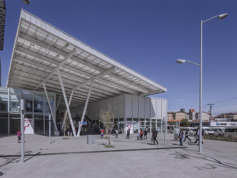 墨西哥市交通枢纽中心