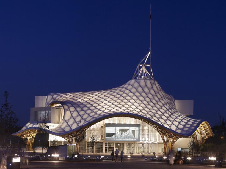 法国蓬皮杜梅斯中心