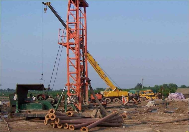 桥梁钻孔灌注桩施工流程及施工技术