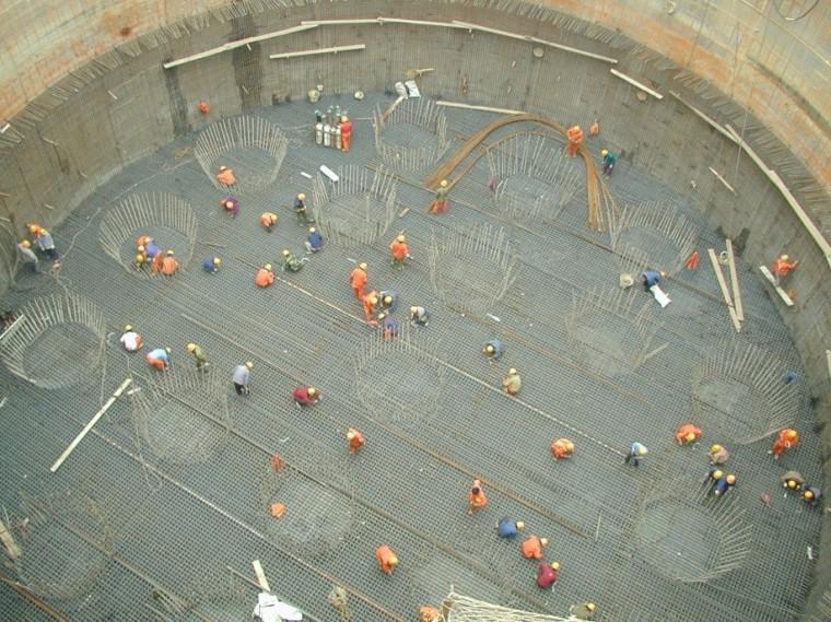 桥梁扩大基础、桩基础及沉井基础施工技术