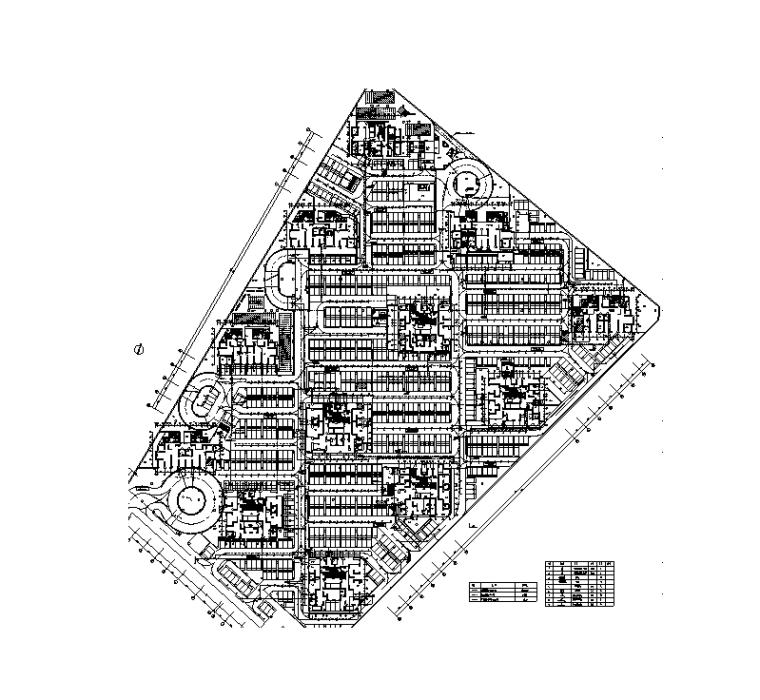 辽宁63层塔楼17项弱电施工图