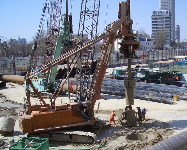 桥梁桩和桩基础的类型(图片较多)