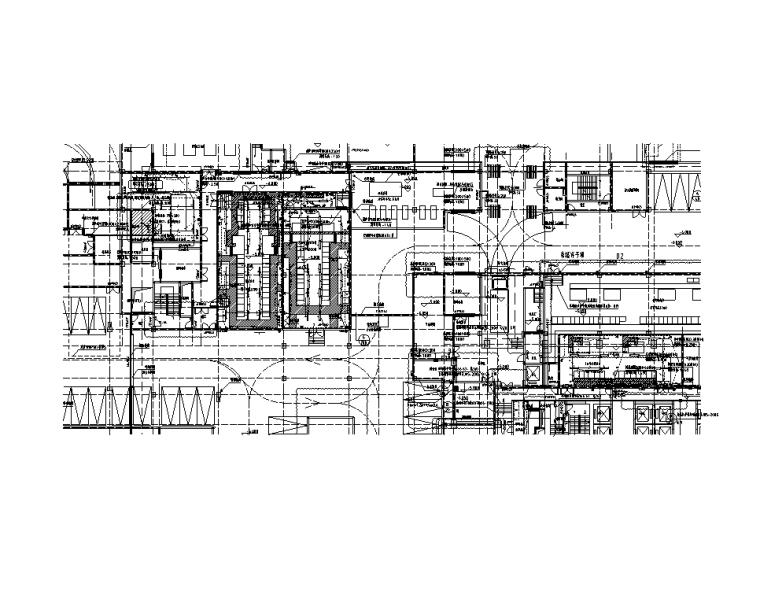 变电平面图