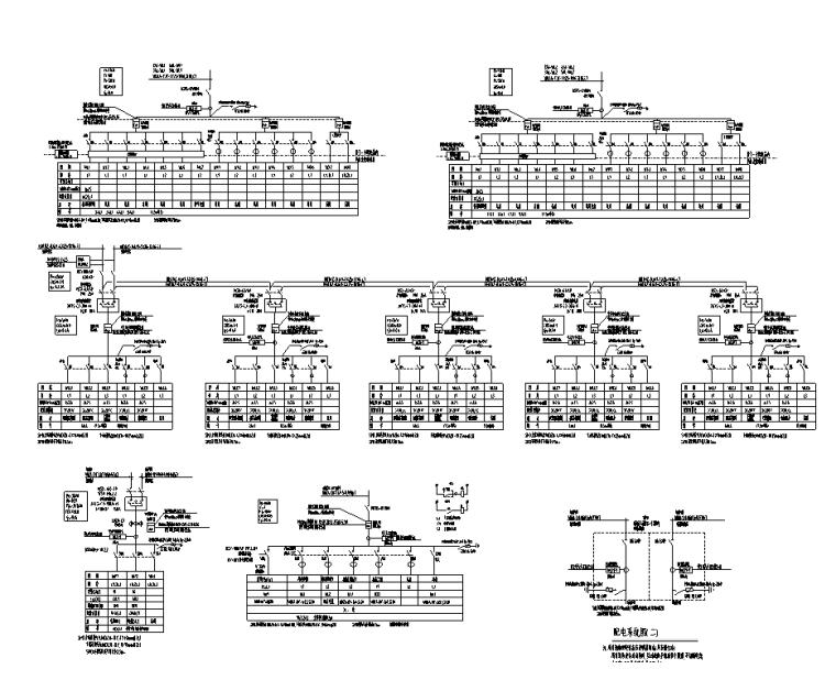 配电系统图