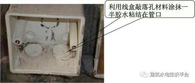 砌体墙内PVC管预埋施工工艺质量管控要点_8