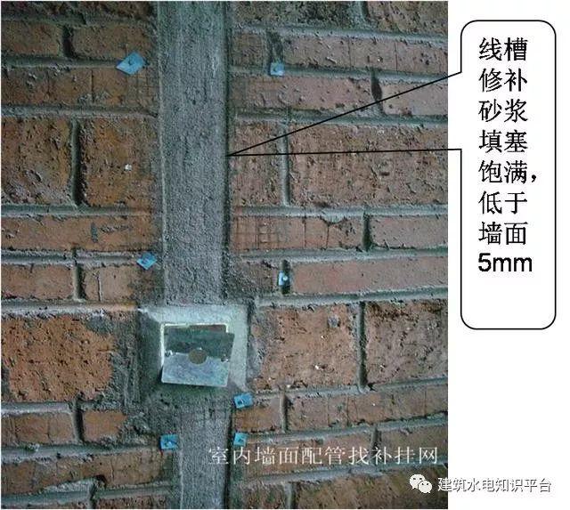 砌体墙内PVC管预埋施工工艺质量管控要点_7