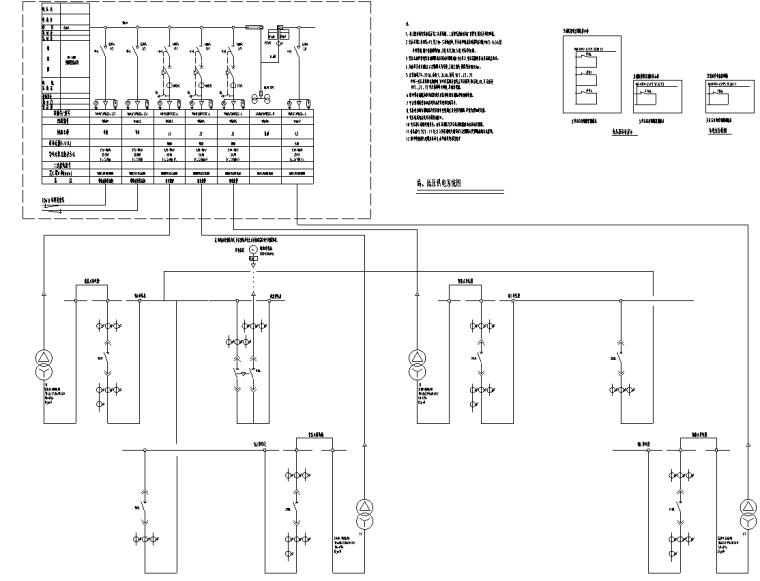 低压供电系统图