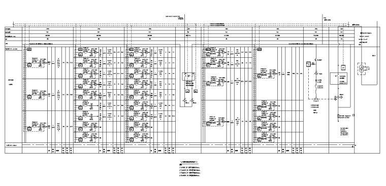 变电站低压配电系统图