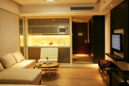 江西高层酒店式公寓精装修预算书(含图纸)