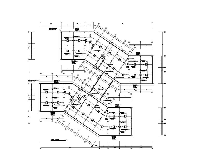 江苏7层宿舍楼电气施工图