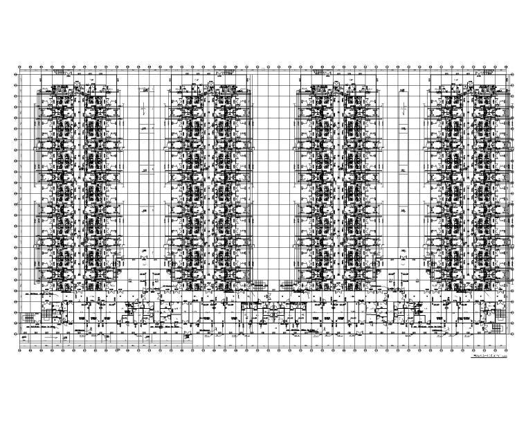 武汉市某神山医院暖通施工图
