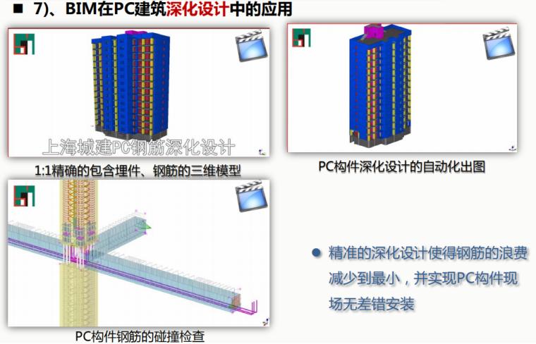 BIM在PC建筑深化设计中的应用