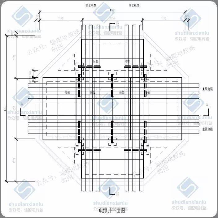 10kV电力电缆线路电缆沟、电缆井敷设要求_14