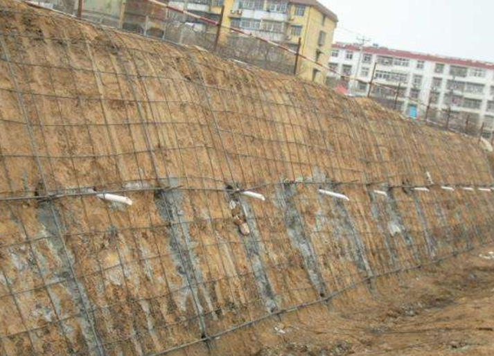 大厦项目基坑土钉墙支护工程施工组织设计