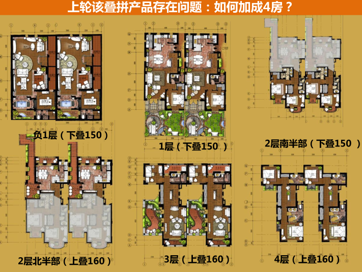 别墅产品对比_叠拼+联排(41p)