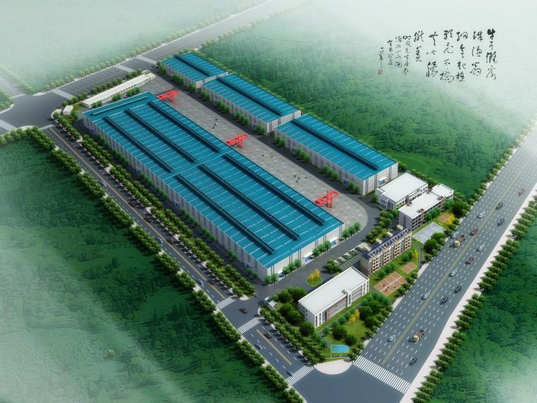 安徽厂房钢结构吊装专项施工方案