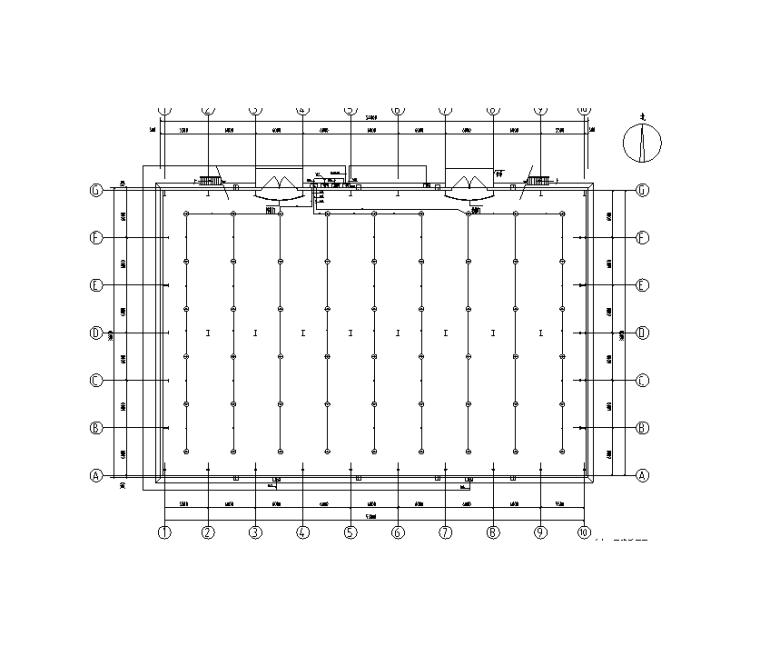粮仓强电设计图纸(2019)