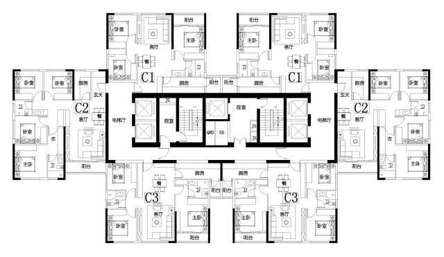装配式钢结构+BIM技术,创新做高层住宅!_2