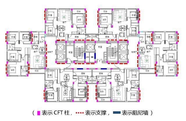 装配式钢结构+BIM技术,创新做高层住宅!_5