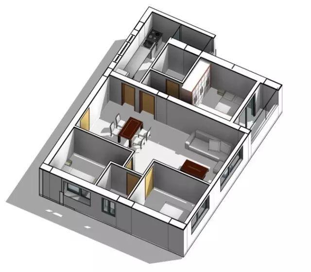 装配式钢结构+BIM技术,创新做高层住宅!_17