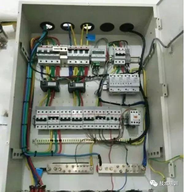 机房配电柜、配电箱在安装时应该注意哪些_8