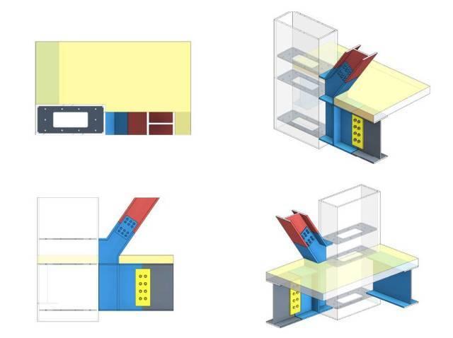 装配式钢结构+BIM技术,创新做高层住宅!_22