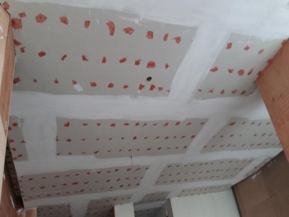 装饰装修工程暗龙骨吊顶施工工艺