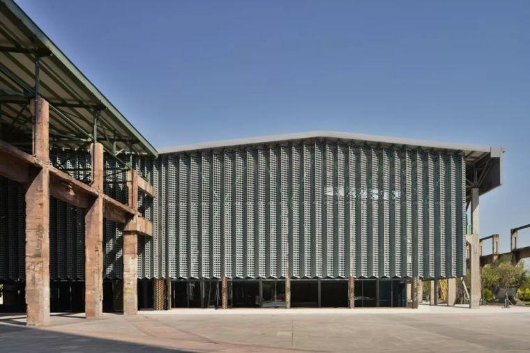 重庆工业博物馆,钢铁厂遗迹的更新