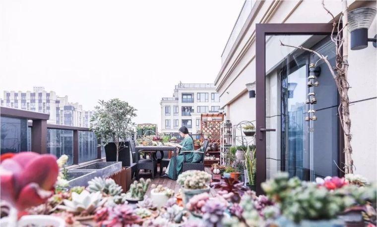 圆梦新中式+空中花园 125平精装房软装改造