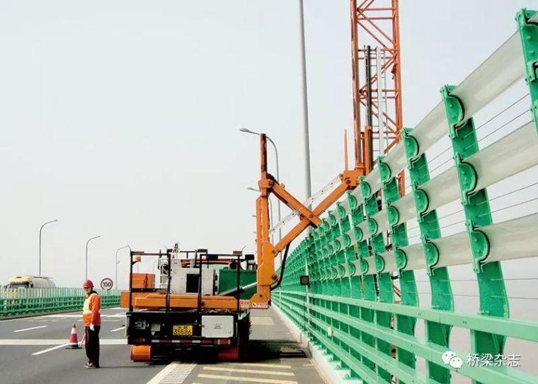 杭州湾跨海大桥养护工程预算定额编制办法
