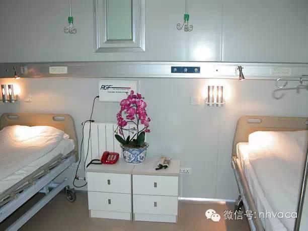 综合医院暖通空调设计与负压隔离病房设计_6