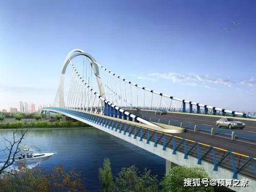 路桥工程预算工程量计算的重点和难点!