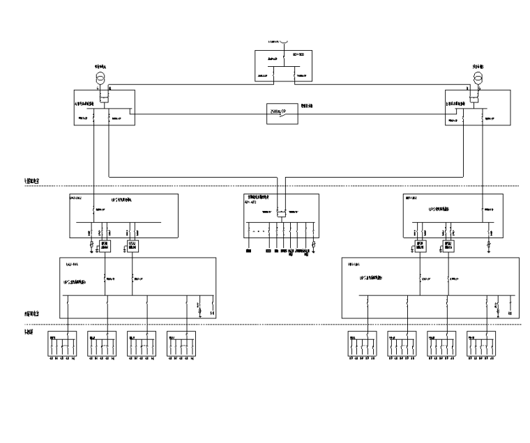配电框架图