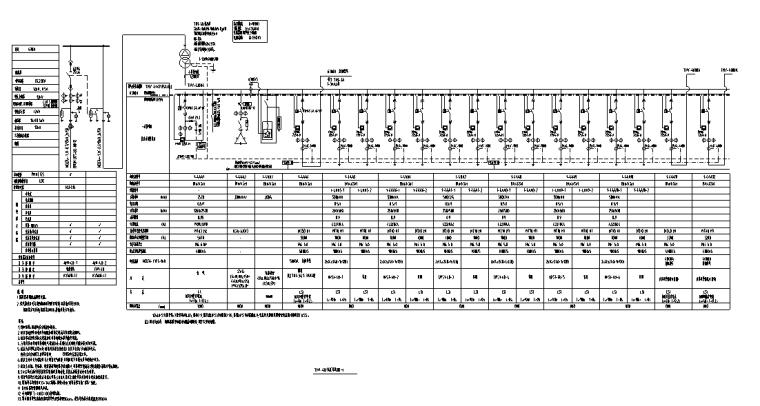 低压系统图