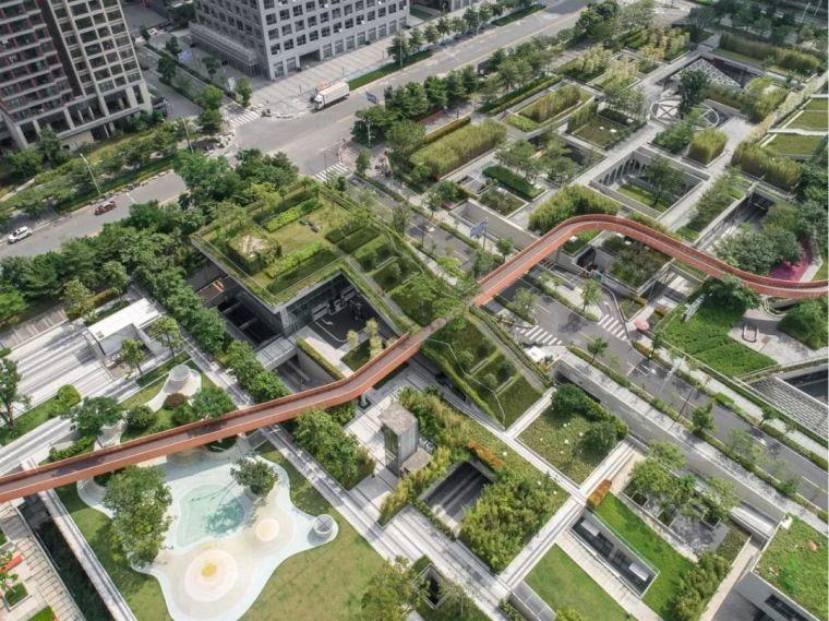 深圳万科云城设计公社 A1-B2地块及公交站