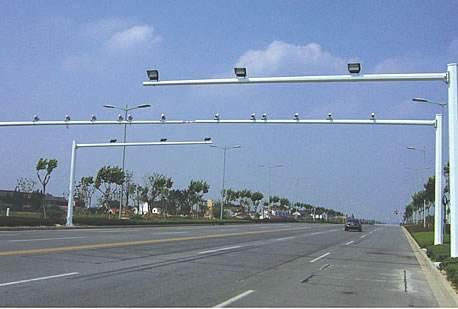 道路改造工程信号灯及监控工程量清单及图纸