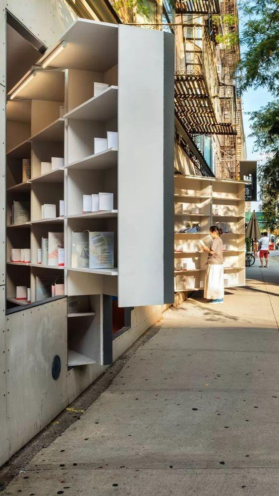 Storefront艺术与建筑图书馆_4