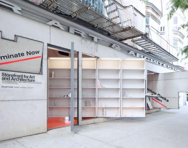 Storefront艺术与建筑图书馆_6