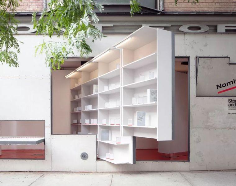 Storefront艺术与建筑图书馆_7
