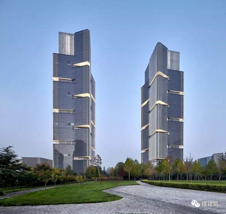 建筑立面设计原则+处理手法!!_19