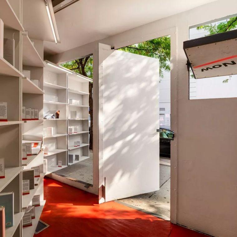 Storefront艺术与建筑图书馆_11