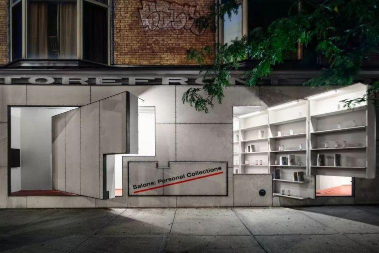 Storefront艺术与建筑图书馆_18