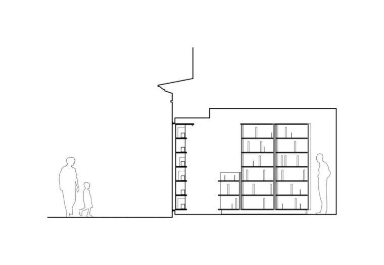 Storefront艺术与建筑图书馆_24