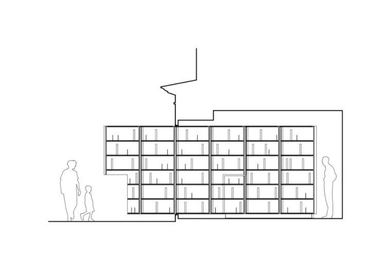 Storefront艺术与建筑图书馆_25
