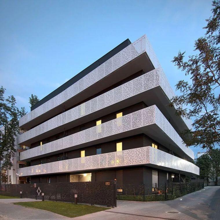 建筑立面设计原则+处理手法!!_32