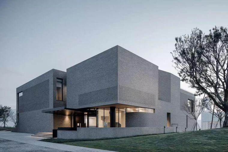 建筑立面设计原则+处理手法!!_45